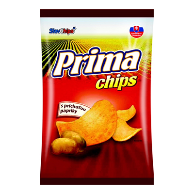 Prima chips paprika