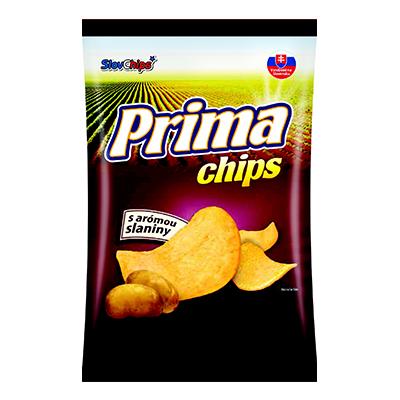 Prima chips slanina
