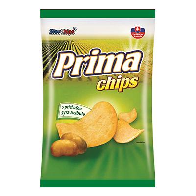 Prima chips syr cibula